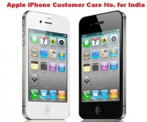 Apple IPhone Customer Care No For 4 & 5 With Toll Free No.