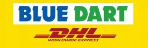 The Blue Dart Courier Services Company in India