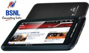 The Bsnl Penta tablet in India