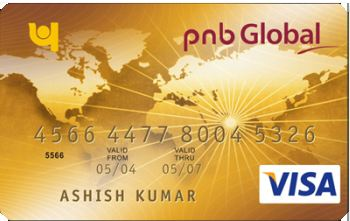 The PNB Bank Cr Card