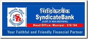 Syndicate Bank in India