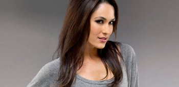 WWE Diva and wrestler Brie Bella