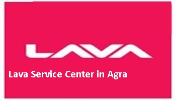 Lava service center in Agra
