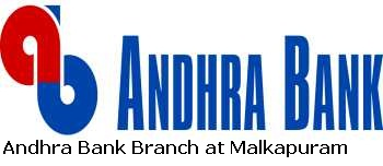 Andhra Bank Branch at Malkapuram