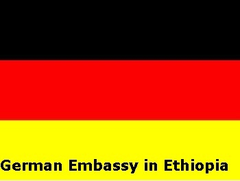 German embassy in Ethiopia