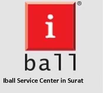 Iball Service Center in Surat