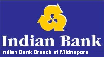Indian Bank Branch at Midnapore