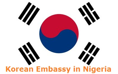 Korean Embassy Office at Nigeria