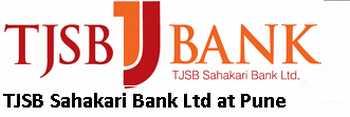 TJSB Sahakari Bank Ltd at Pune