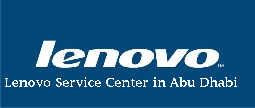 Lenovo Service Center in Abu Dhabi