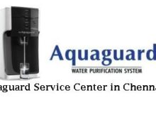 Aquaguard Service Center in Chennai