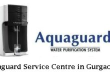 Aquaguard Service Centre in Gurgaon