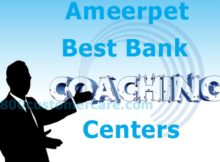 Best Bank Coaching Centers in Ameerpet