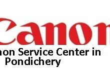 Canon Service Center in Pondichery