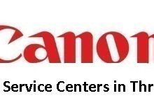 Canon Service Centers in Thrissur