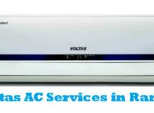 Voltas AC Service center in Ranchi