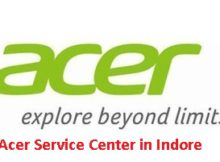 Acer Service Center in Indore