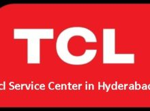 Tcl Service Center in Hyderabad