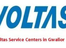 Voltas Service Centers in Gwalior