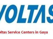 Voltas Service Centers in Gaya