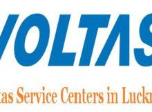 Voltas Service Centers in Lucknow