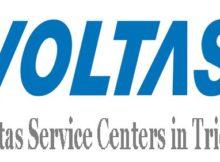 Voltas Service Centers in Trichy