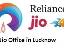 Jio Office in Lucknow