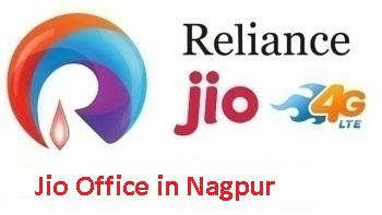 Jio Office in Nagpur