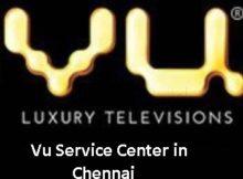 Vu Service Center in Chennai