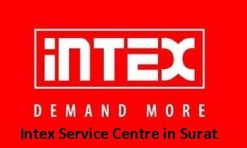 Intex Service Centre in Surat