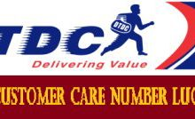 DTDC Customer Care Number Lucknow