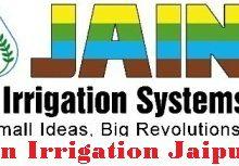 Jain Irrigation Jaipur